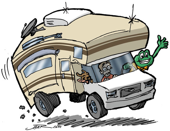 Mr Toad's RV Ride